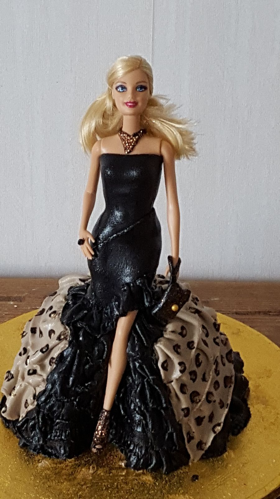 Barbie Tårta