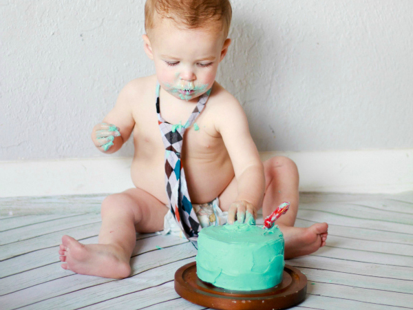 101 Adorable Smash Cake Ideas