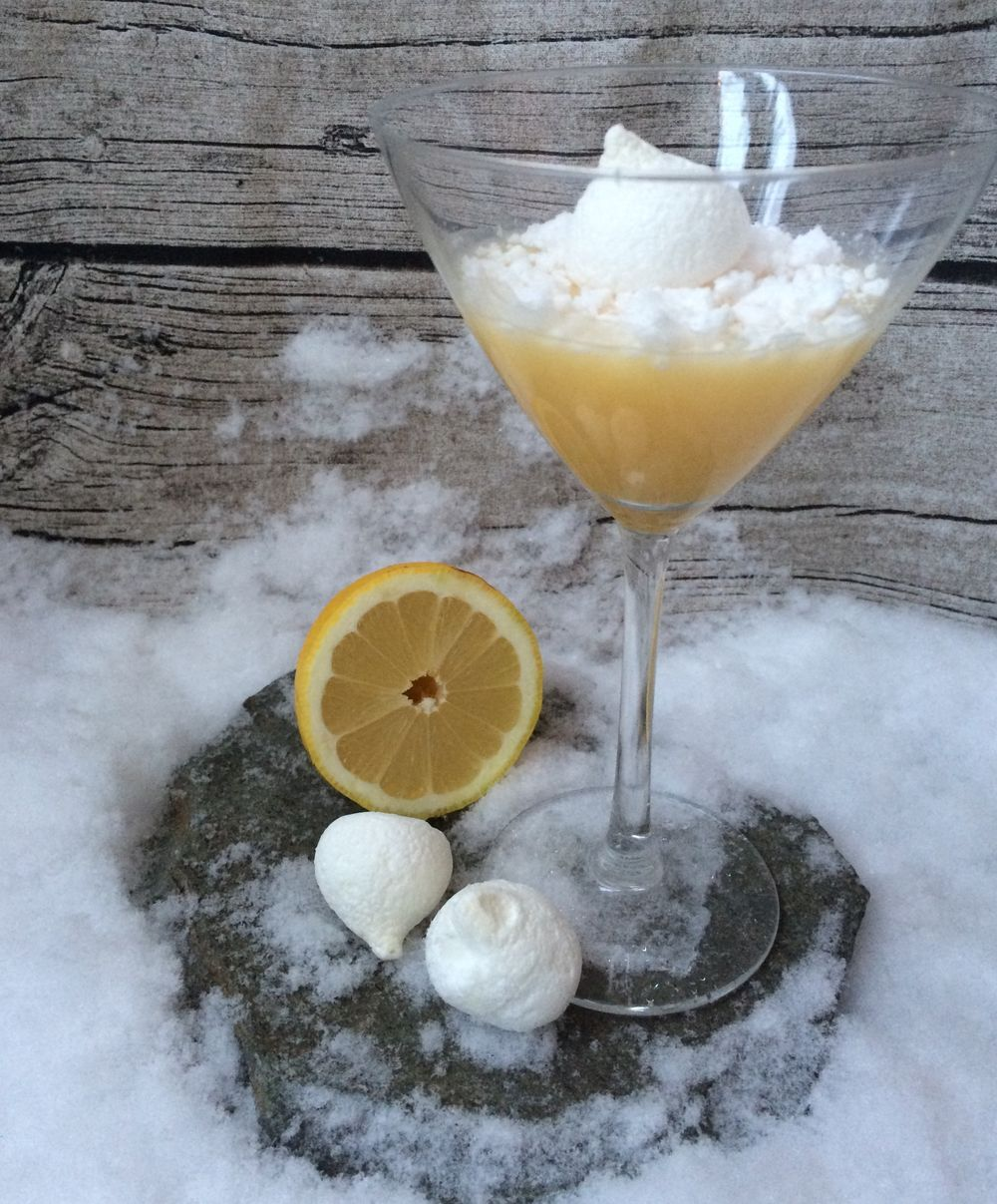 Lemon Merengue Pie coctail