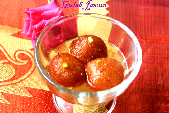 Gulab Jamun recipe / how to make khoya gulab jamun recipe