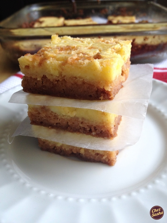 Lemon Bars from The Brown Betty Cookbook