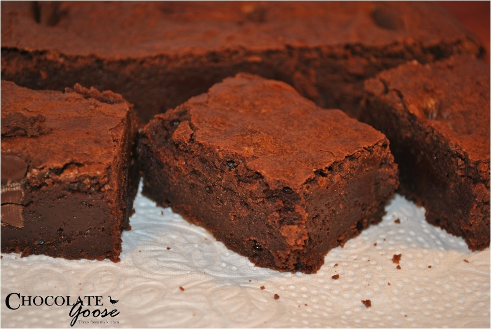 Best Chocolate Brownie – ever!