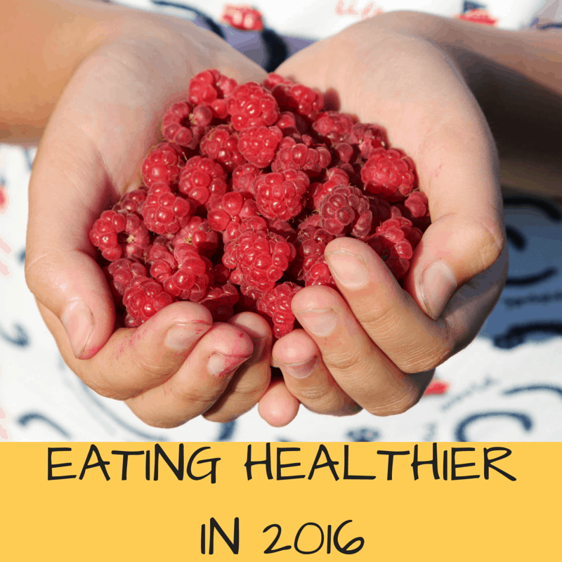 Eating Healthier in 2016
