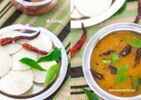 Idli Sambar Recipe
