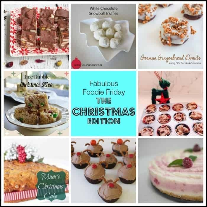 The Christmas Collection – Fabulous Foodie Fridays #32