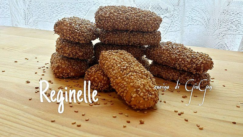 Biscotti reginelle – regional recipe