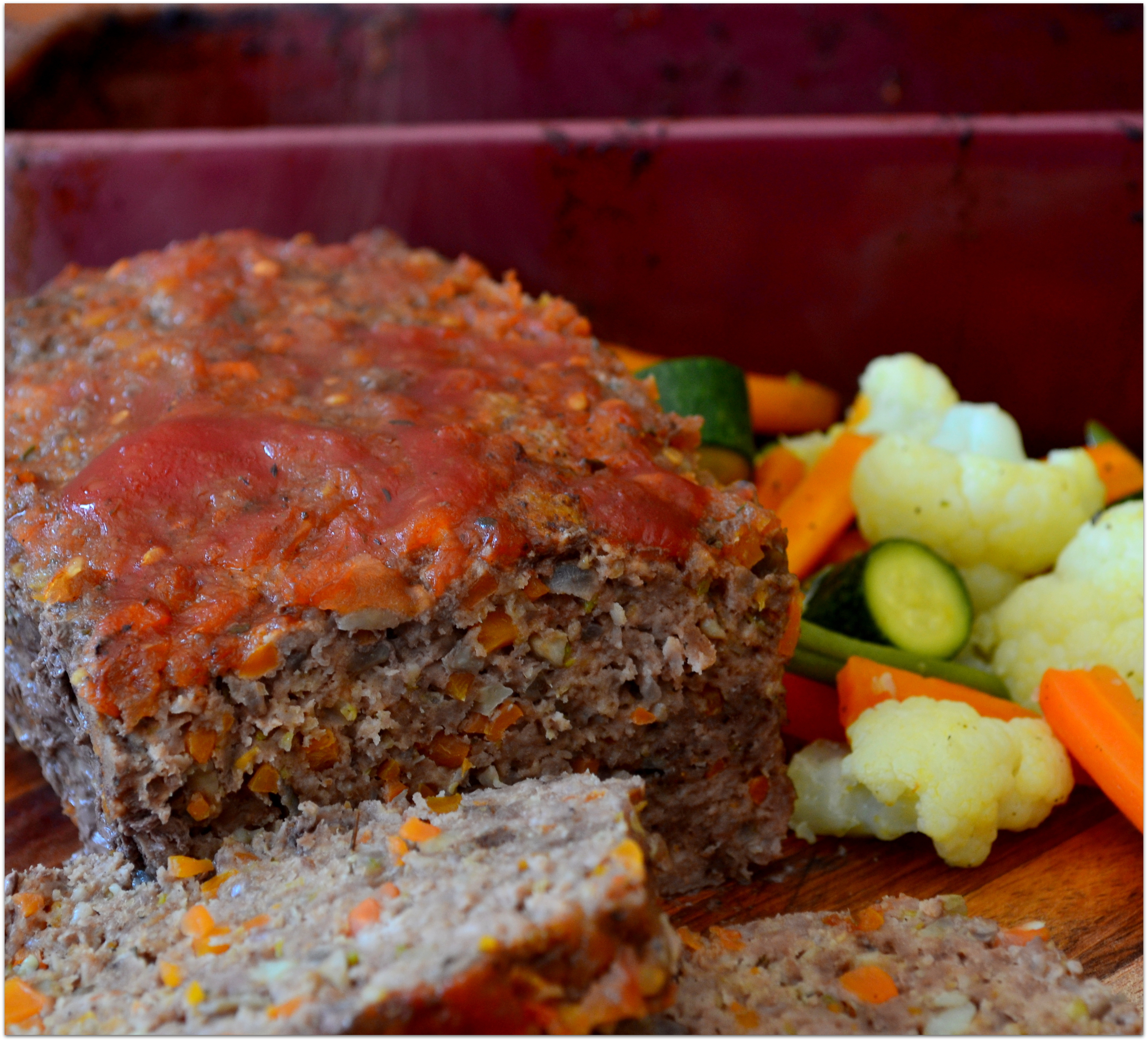 Mmm it's Meatloaf