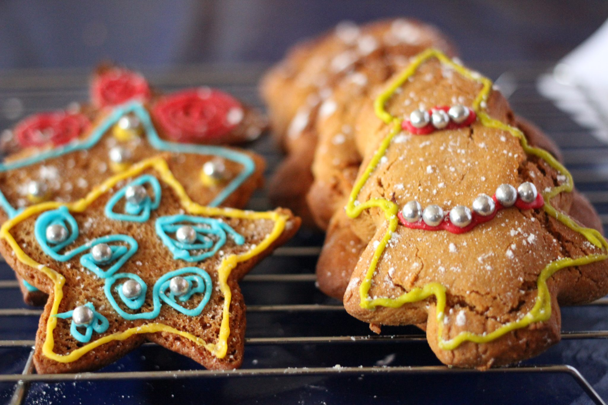 Recipe: Easy Dairy Free Gingerbread Cookies