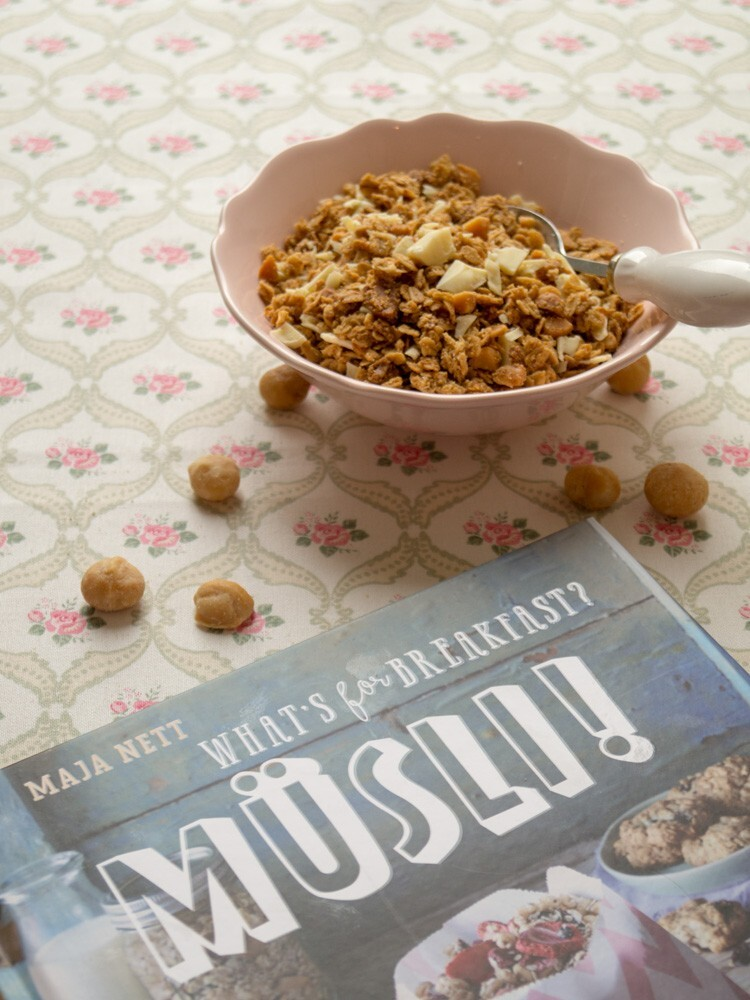 {Rezension} What's for breakfast? Müsli!