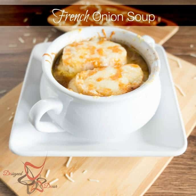 French Onion Soup Recipe!
