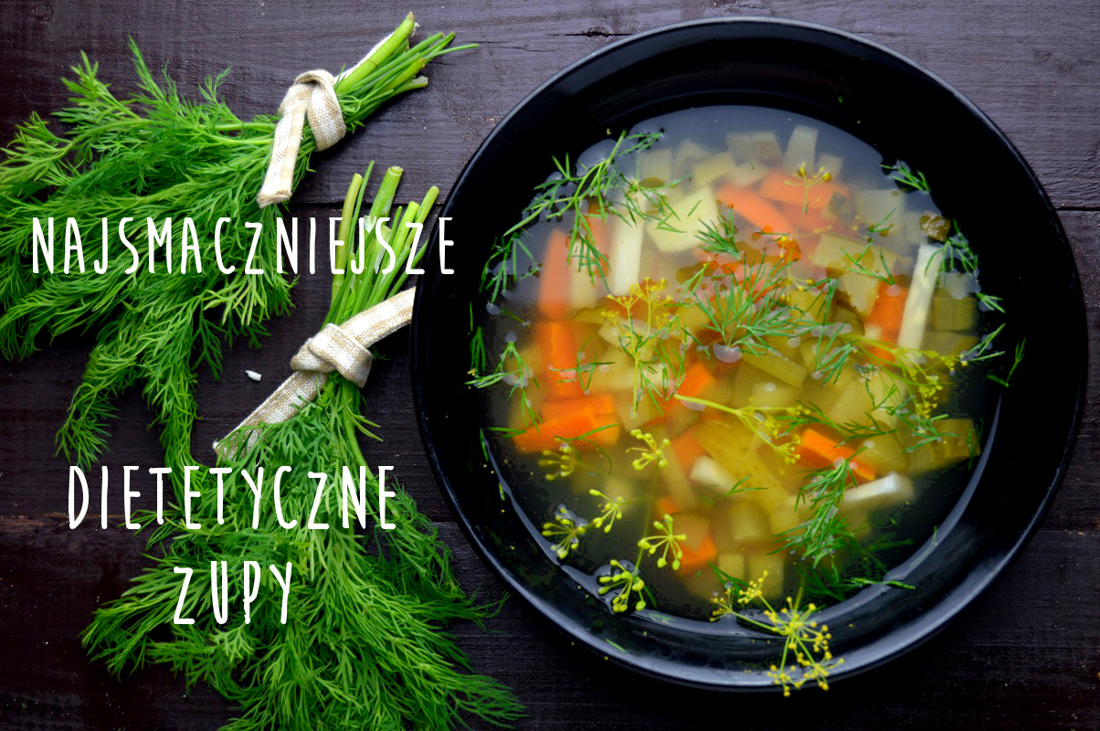 przepis na dietetyczny obiad z broku�ami mytaste