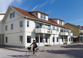 Lägenhet med altan/terrass