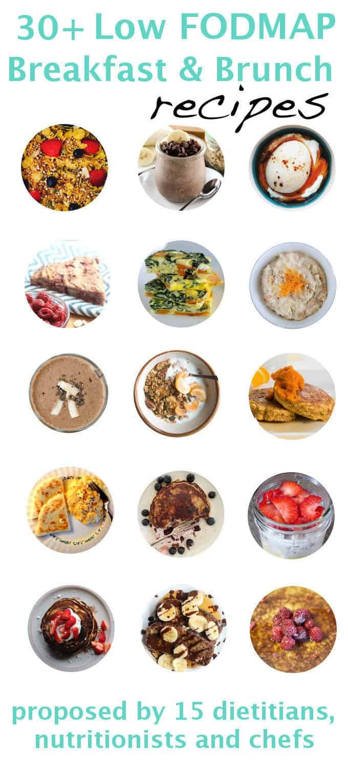 More than 30 Low FODMAP Breakfast & Brunch Recipes