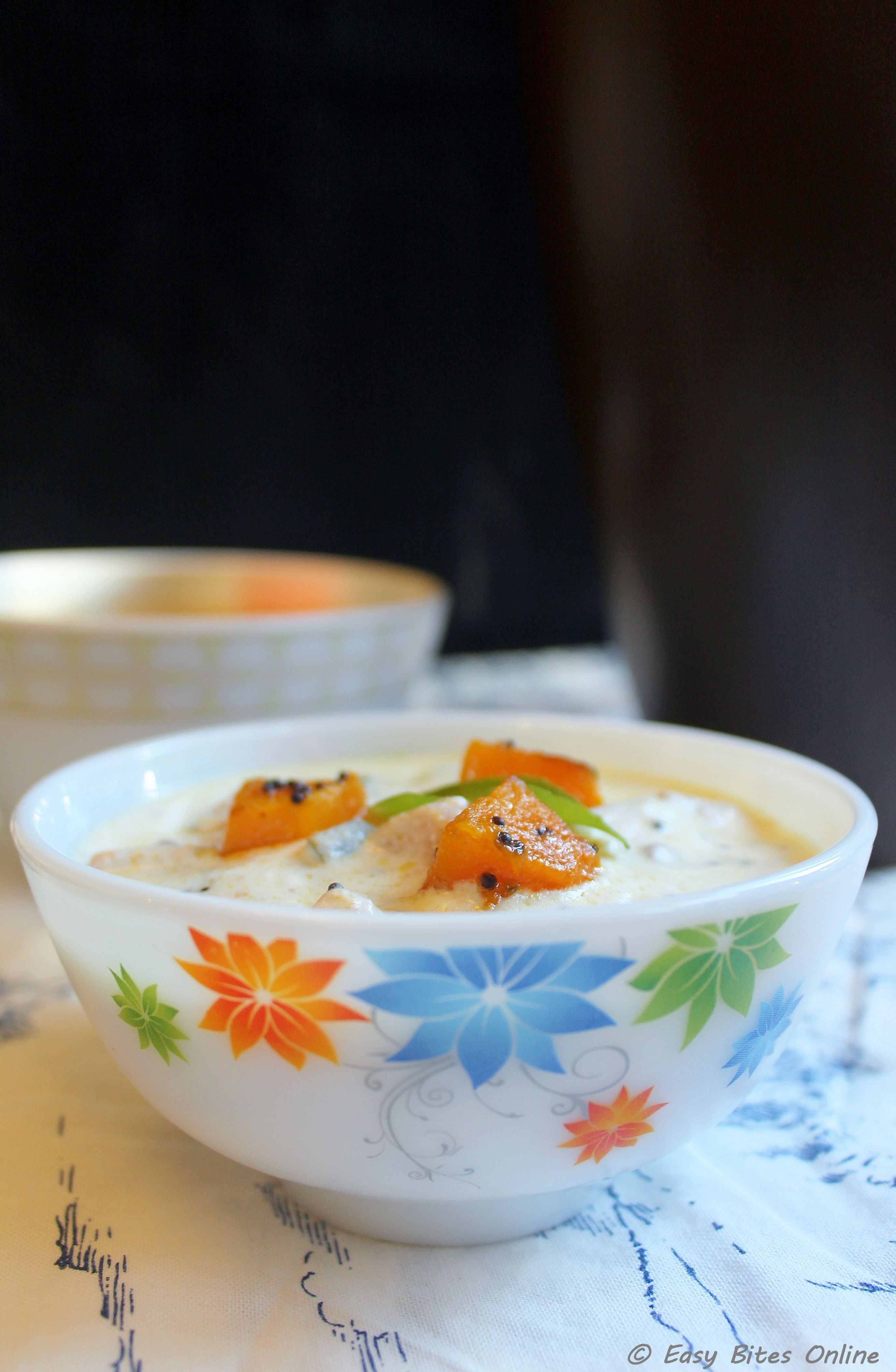 yellow raita