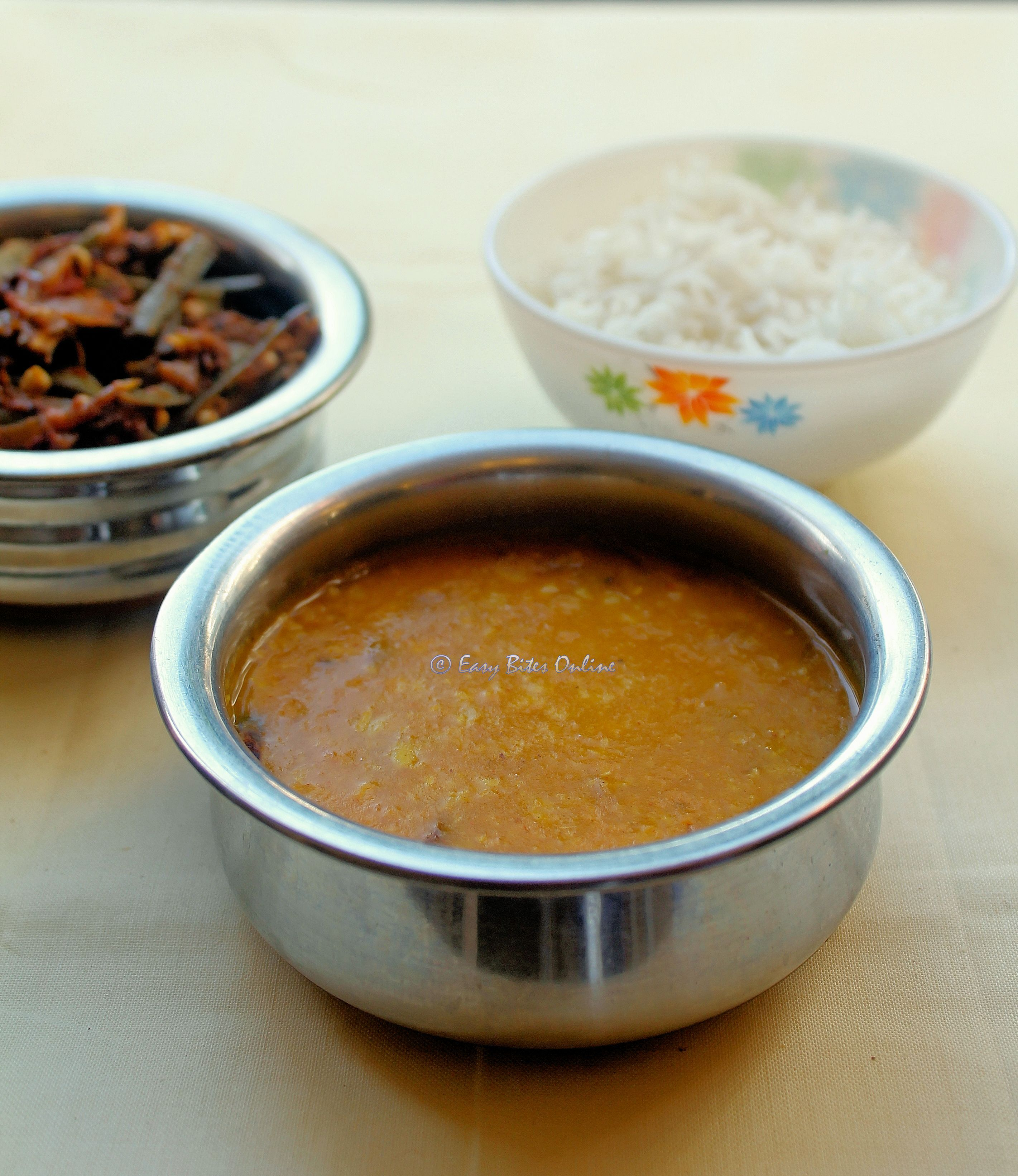 Urad Dal with Ginger