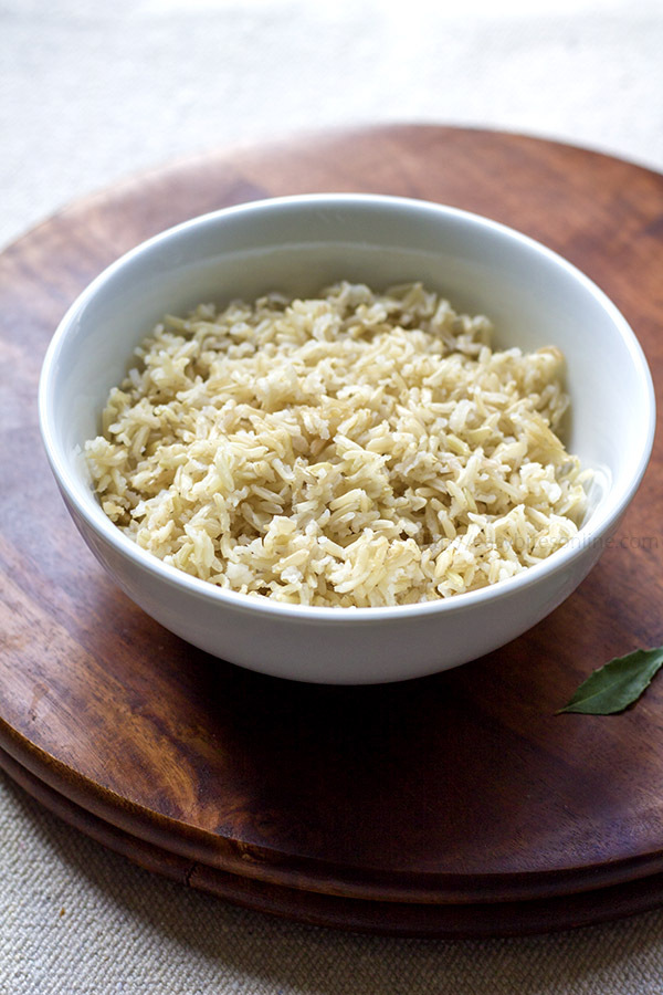 Brown Rice, ifs, ands and buts, How To Cook Brown Rice Using Pressure Cooker And Rice Cooker