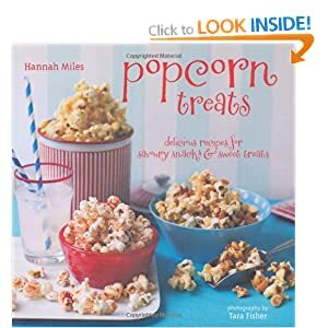 Popcorn Treats and Saved By Cake - A Review