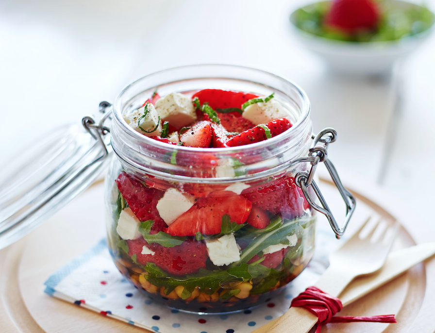 Viva Strawberry: Kilner Jar Recipe