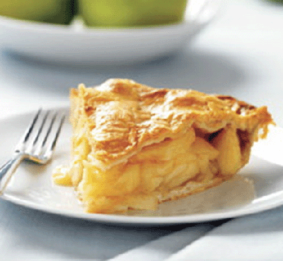 Receta fácil de Apple pie