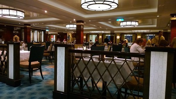 The beautiful NCL Breakaway: restaurants and entertainment
