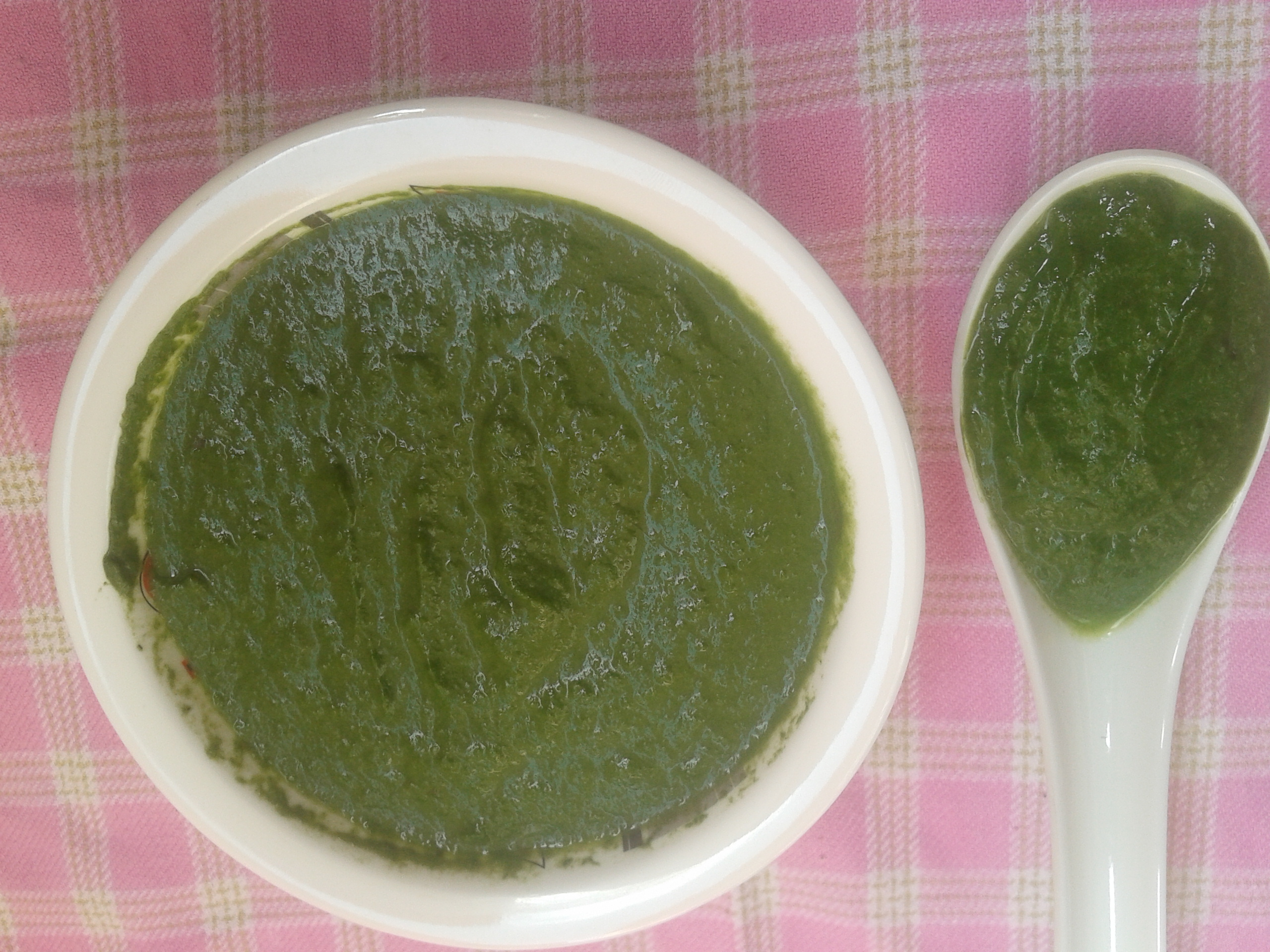 Palak keerai masiyal – Famous Indian Recipes – Spinach, Pasalai keerai