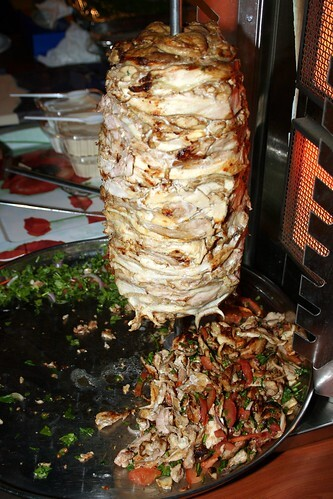 Chicken Shawarma #ChickenWorld