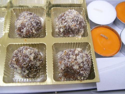 Chocolate Sandesh for the Hindi Bindi Club