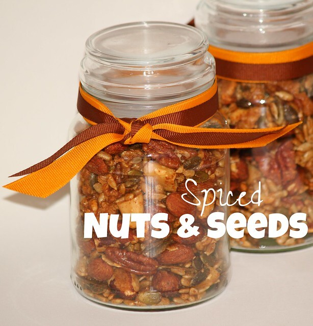Spiced Nuts & Seeds