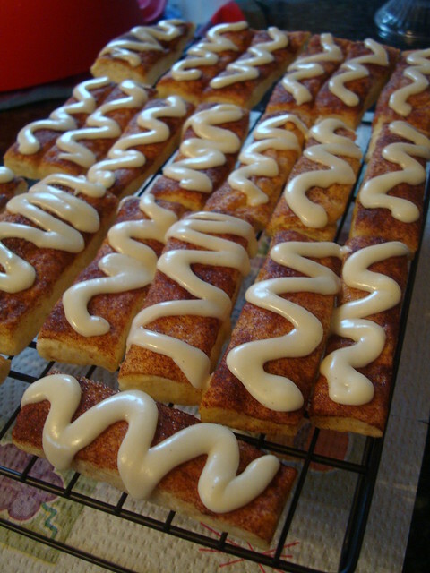 Easy Cinna Sticks!
