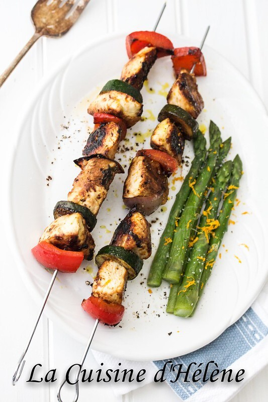 Simplest Chicken Kebabs from The Mom 100 Cookbook (Review)
