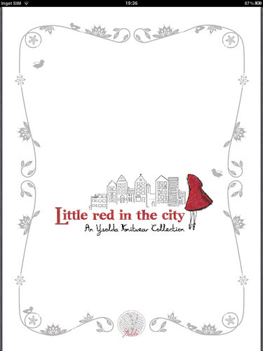 Little red in the city