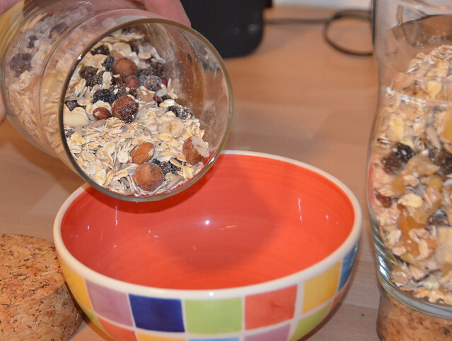 Make Your Own Muesli