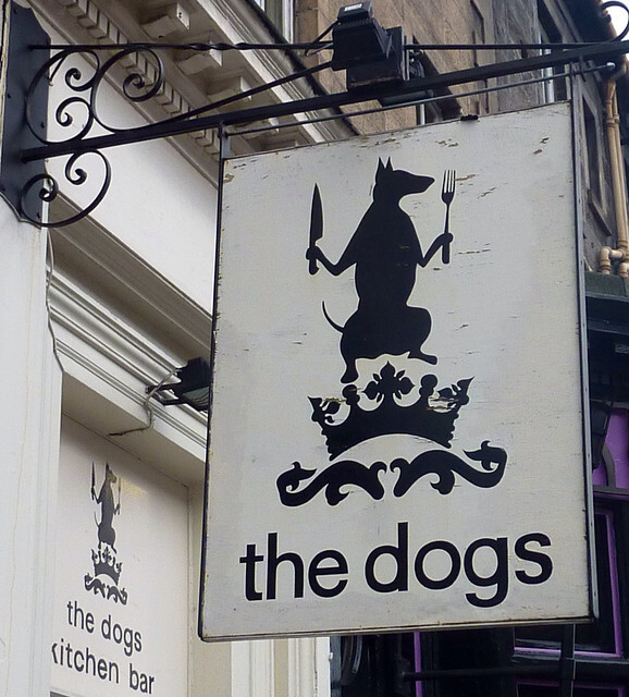 Review - The Dogs, Hanover St, Edinburgh