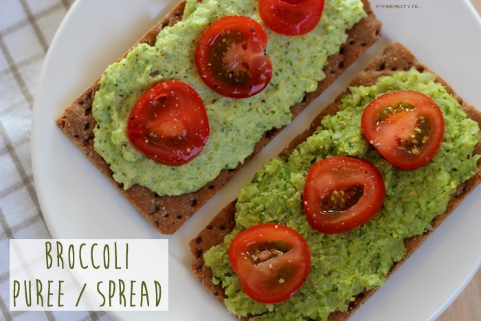 Recept: Broccoli Puree / Spread