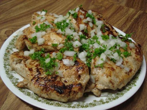 Pollo Rancho Luna (rancho Luna Chicken)