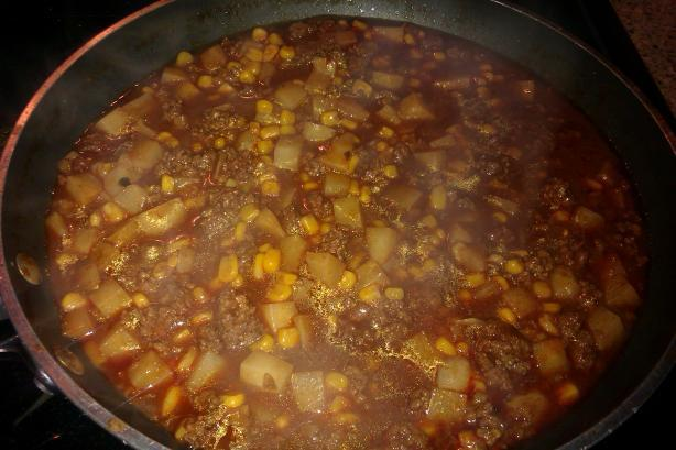 Mexican Beef Stew (Campbells)