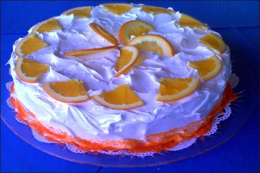 orange creamsicle cake from scratch
