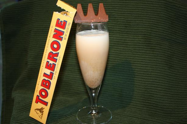 Toblerone a Decadent Drink