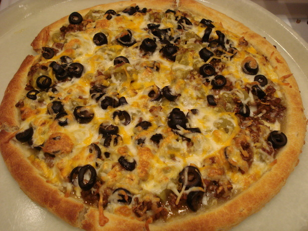 Mika's Mexican Pizza