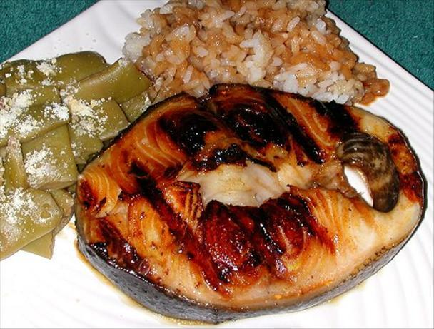 Julie's Baked or Grilled Black Cod Teriyaki