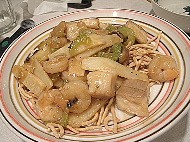 seafood combination chinese