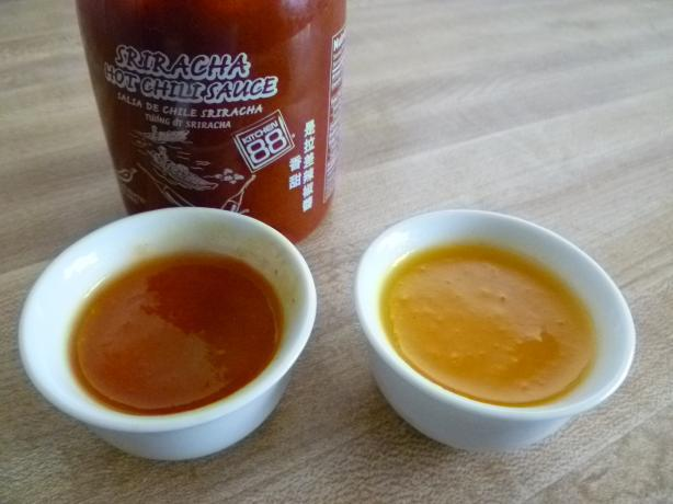Mango Sauce Nice and Tart With Sriracha (Or Without)