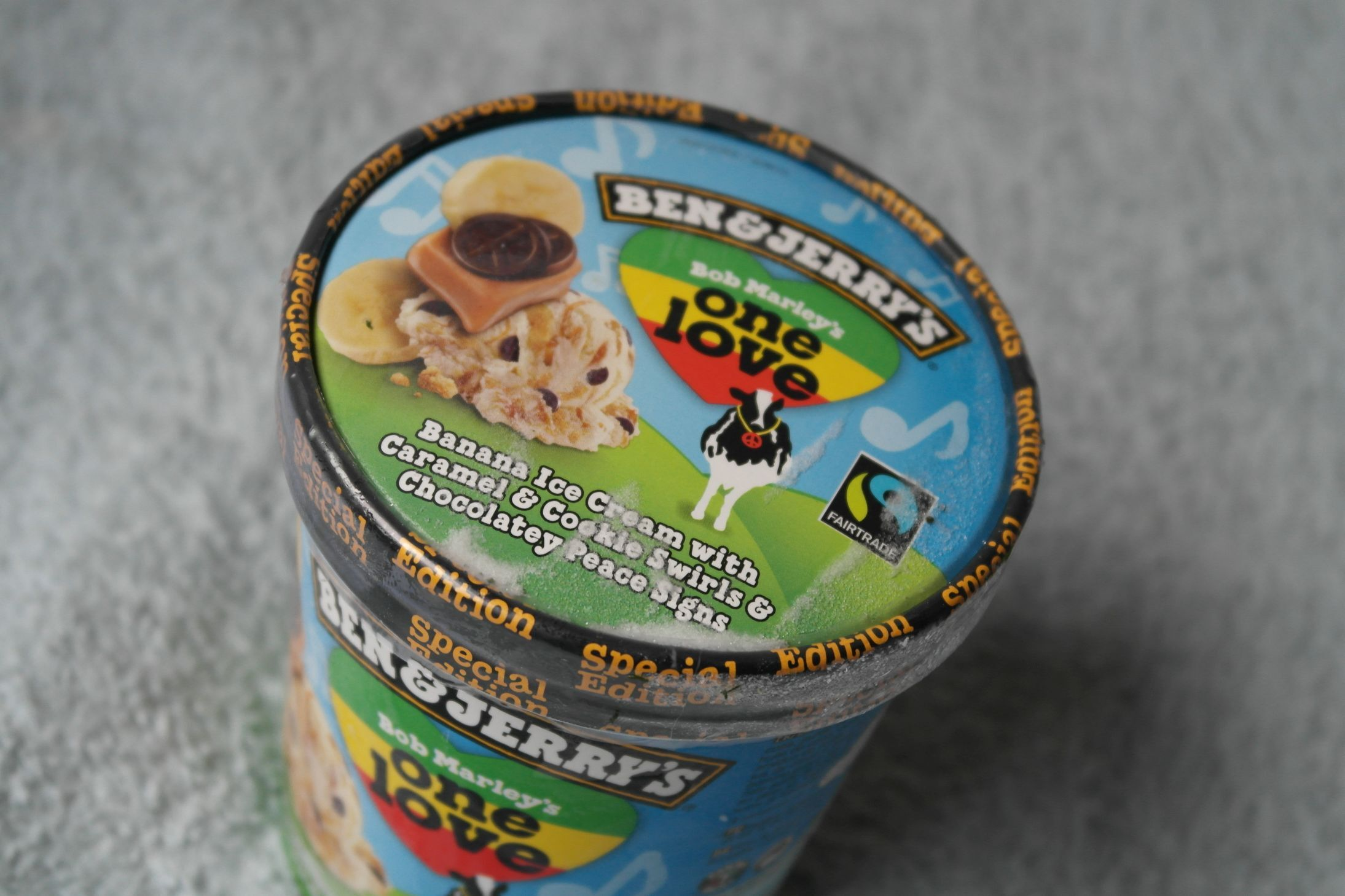 "Unboxing: ""Ben & Jerry's – One Love"""