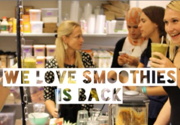 Editie twee: We Love Smoothies workshop powered by Body & Fitshop!