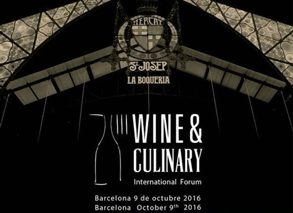Wine & Culinary International Forum 2016