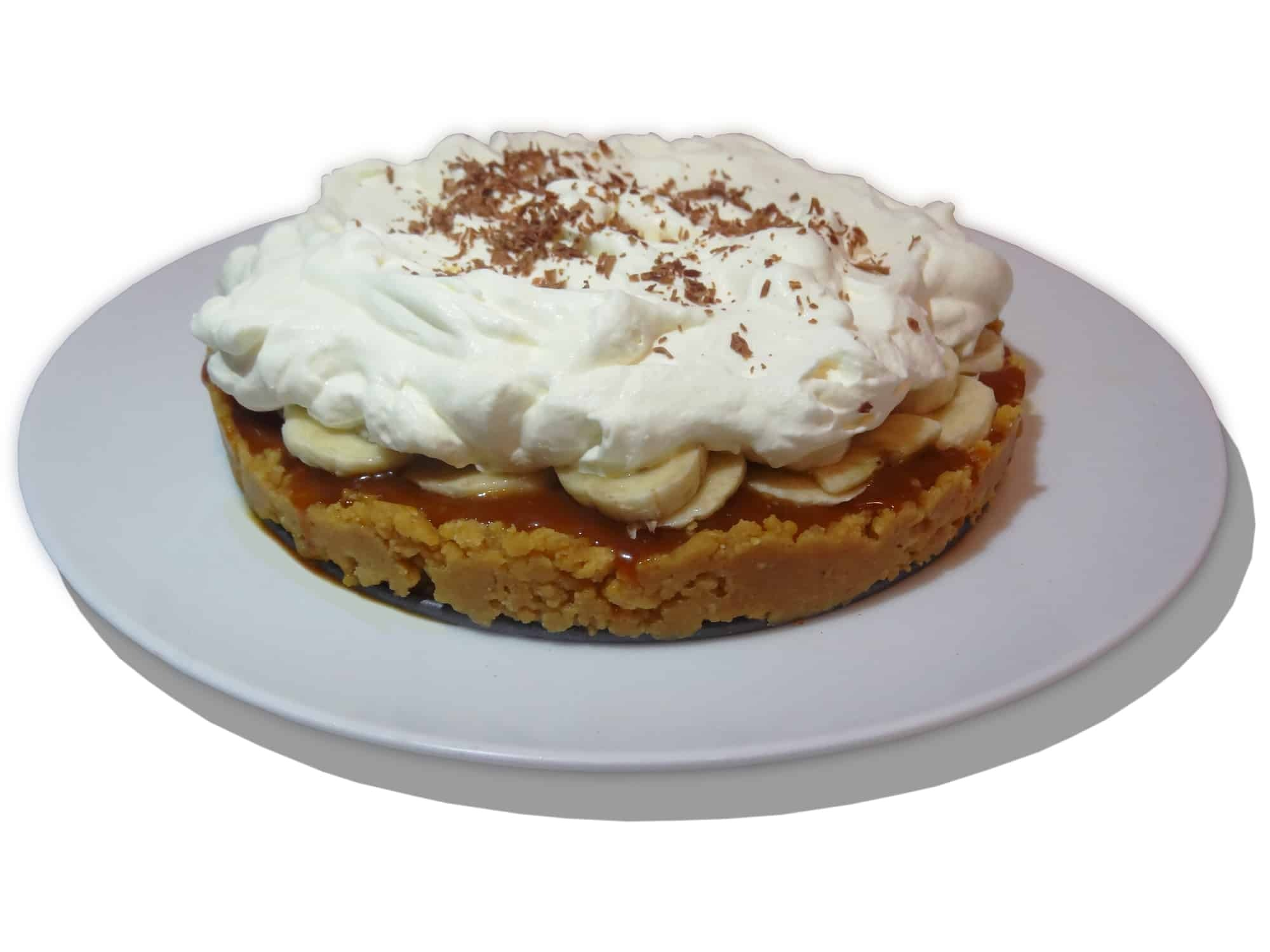 RECIPE: Gluten Free Banoffee Pie with Dairy Free Coconut Caramel