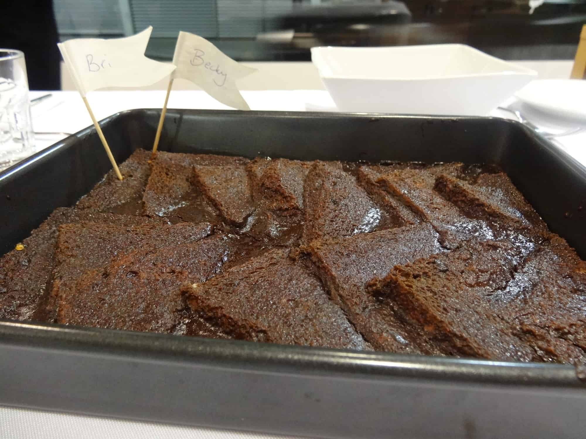 RECIPE: Chocolate Gluten Free Bread and Butter Pudding