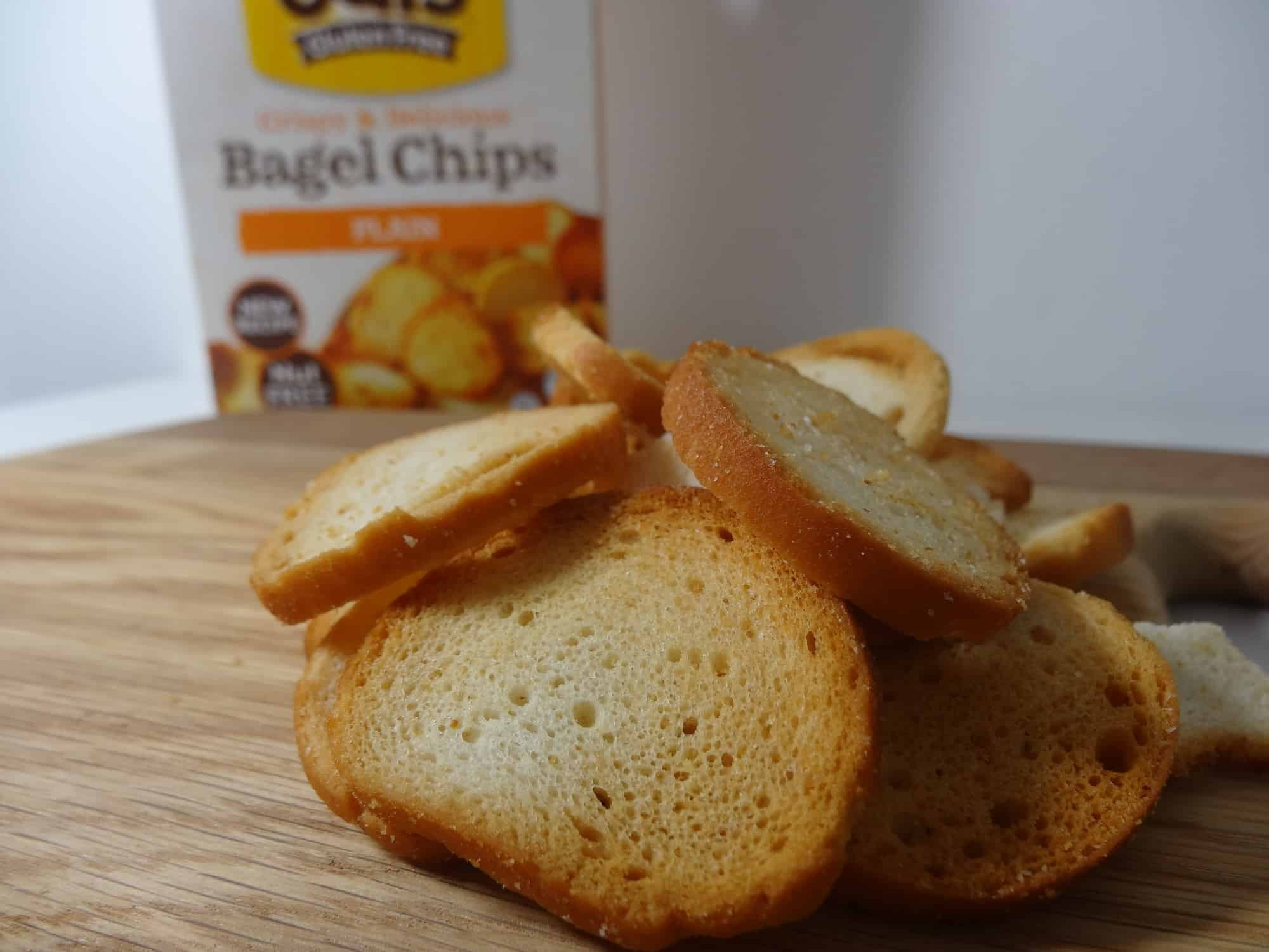 REVIEW: Udi's Gluten Free Bagel Chips – Gluten Free Croutons!