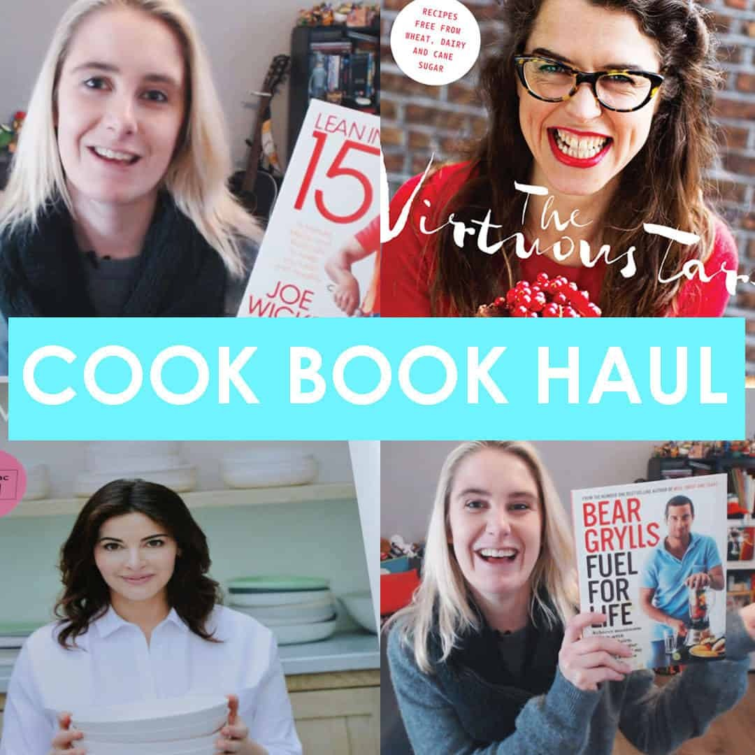 4 Of My Favourite Cookbooks So Far In 2016