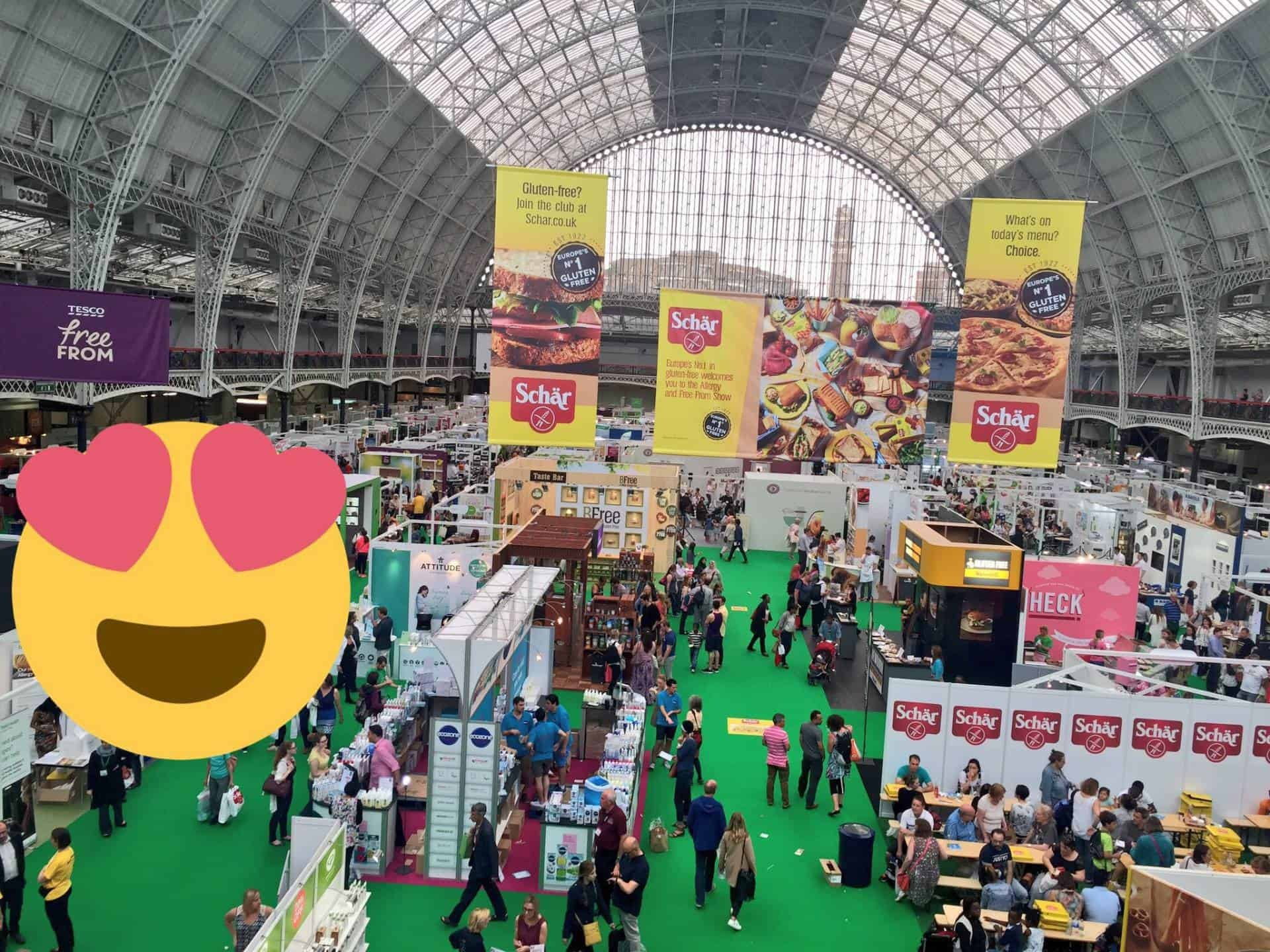 7 Things I loved at The Allergy & Free From Show London 2016